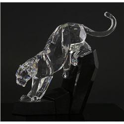 Swarovski Crystal SOULMATES PANTHER
