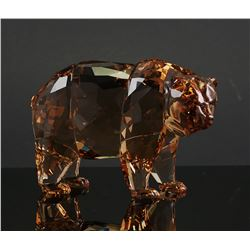 Swarovski SCS Crystal BEAR ARCADIA