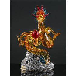 Swarovski Crystal Auspicious DRAGON