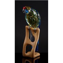 Swarovski Crystal Paradise Green ROSELLA JONQUILL