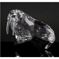 Swarovski Crystal SOULMATES WALRUS