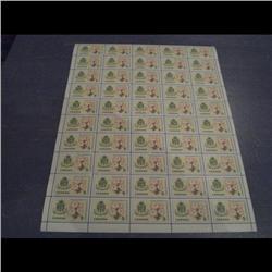 #419i NH FULL SHEET 50 *FLUORESCENT PAP