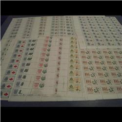#418 to 429A NH FULL SHEET 50 SET PLATE