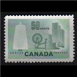#334i VF-NH WITH HIGH FLUORESCENT PAPER VARIETY* C$200.