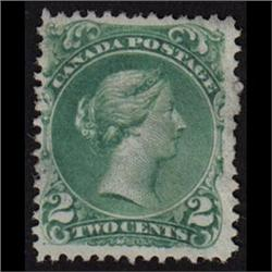 #24b LARGE QUEEN F-VF LH FRESH GREEN COLOR