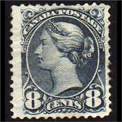 #44 VF -LH SMALL QUEEN CAT$250.00 +++