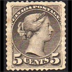 #42 VF-XF -LH SMALL QUEEN CAT$200.00 +++