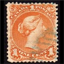 Canada LARGE QUEEN #23 VF C$250.00