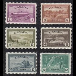 #268 to 273 XF-NH SELECT SET