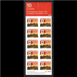 #2011ai ERROR BK280Abi FULL IMPERF BOOKLET