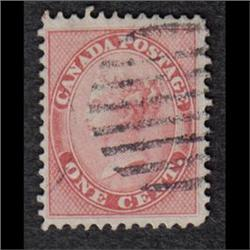 #14vii VF-USED WITH IMPRINT