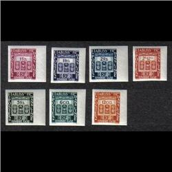 France IMPERF CERES#19/28 VF-NH (TIMBRE TAXE)