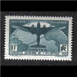France #C17 XF-NH GEM AIRMAIL STAMP RARE