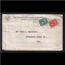 #125-127 PUBLICITY COVER (IMPERIAL OIL
