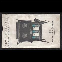 #127 PUBLICITY COVER(IMPERIAL OIL, WICK