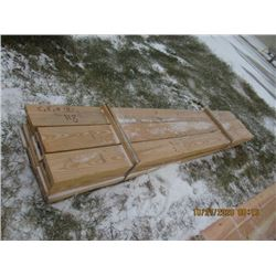 "18 Pcs 2x 8"" x 10' - One Money for All!"