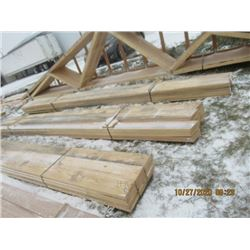 "49 Pcs (3 Lots) , 17) 2x8"" x 18'2"", 17) 2x8"" x 16'9"", 15) 2x8"" x 16' - One Money for All!"