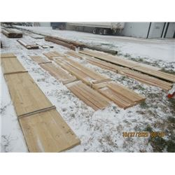 "48 Pcs (5 Lots) 5) 2x4"" x 14', 18) 2x4"" x 16', 14) 2x4"" x 16', 6) 2x4"" x 16' , 5) 2x4"" x 12'- One Mo"