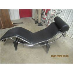 Leather Lounger- Very Comfy