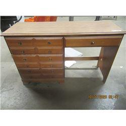 """Desk 30""""H 48""""W 17""""D"""
