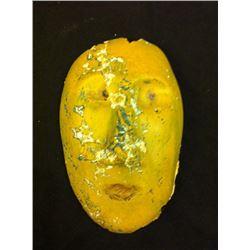 Scott Massersky Hand Painted & Signed Mask