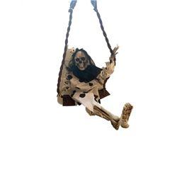 Hell Fest Swinging Skeleton Movie Props