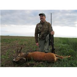 7 day (3 hunt, 2 tourism, 2 travel) for 1 Serbian Roe Deer (up to 350gr) Experience for 1 Hunter
