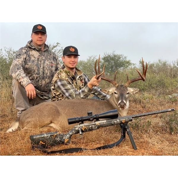 4-DAY WHITETAIL BUCK HUNT WITH ODIN OUTFITTERS