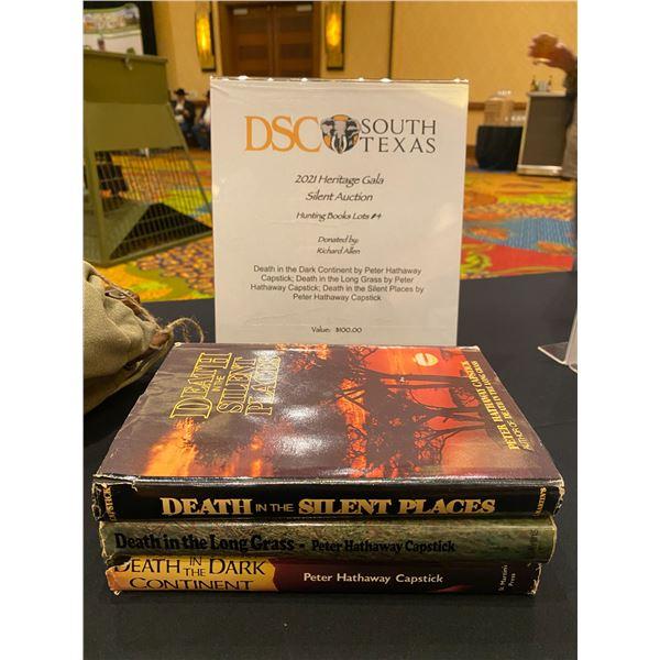 Hunting Books Lot #4