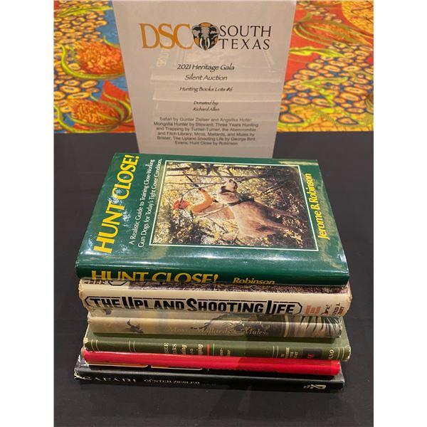 Hunting Books Lot #6