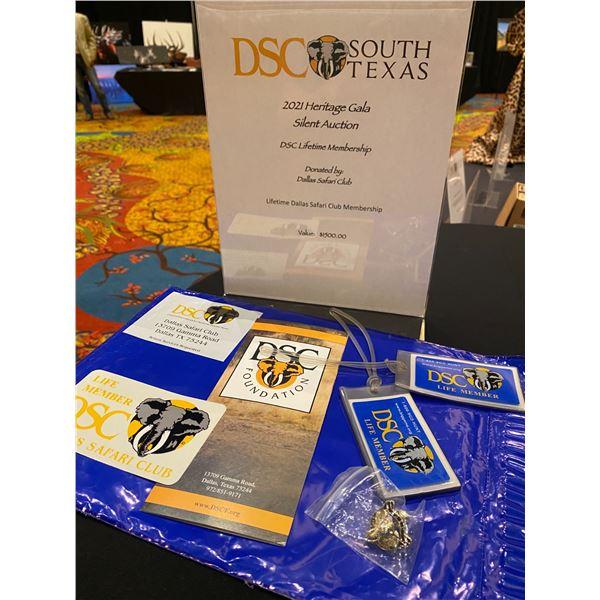 DSC Life Membership