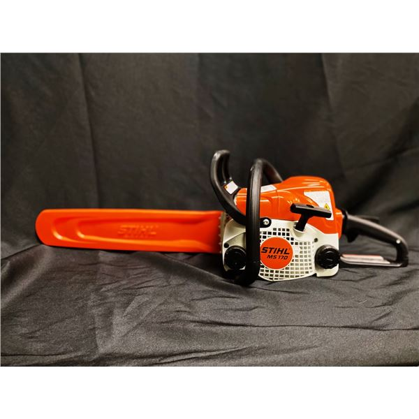Stihl Chainsaw Model 170