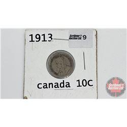 Canada Ten Cent : 1913
