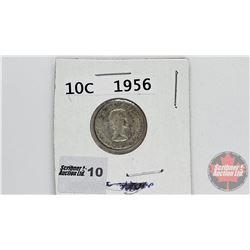 Canada Ten Cent : 1956