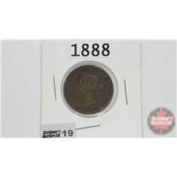 Canada Large Cent : 1888