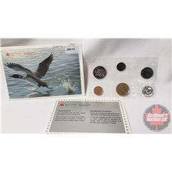 Canada Proof Like Year Set : 1991