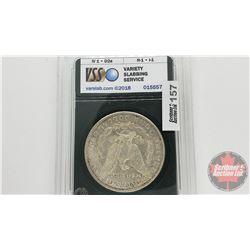 US Morgan Dollar 1921S (In Slab)