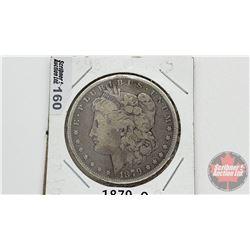 US Morgan Dollar 1879O