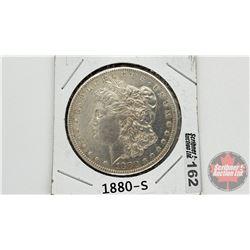 US Morgan Dollar 1880S