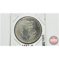 US Morgan Dollar 1882O