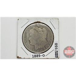 US Morgan Dollar 1889O