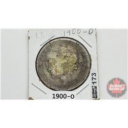 US Morgan Dollar 1900O