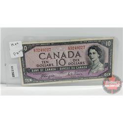 Canada $10 Bill 1954DF : Coyne/Towers ED3249227