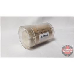 Canada 1967 Fifty Cent : 1 Roll (NOTE: Rolls not opened by the Auction Company, so quantity and cont