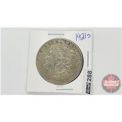 Morgan Dollar 1921S