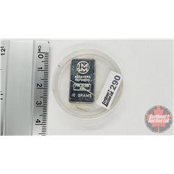JM&M Assayers Refiners Fine Silver 999 (10 Grams)