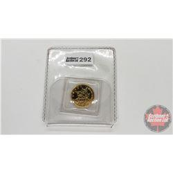 Canada Coin: Five Dollars 1994 Canada 1/10th Oz Fine Gold 9999