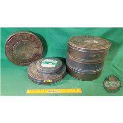 Movie Reel Cans (6)