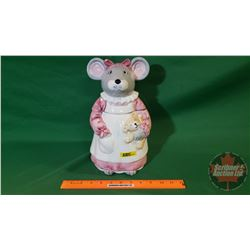 Cookie Jar: Mouse