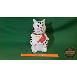 Cookie Jar: Cat